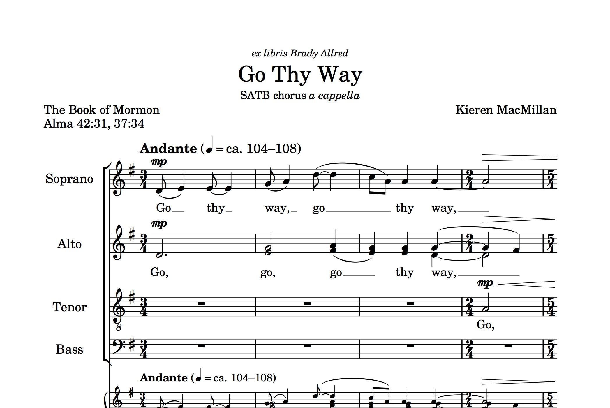 Score Page 1